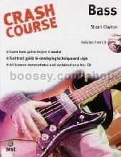 Crash Course Bass (Book & CD)