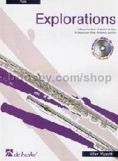 Explorations Flute (Book & CD)