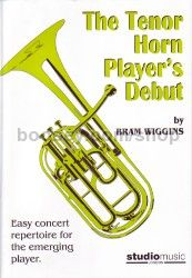 The Tenor Horn Player's Debut