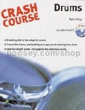 Crash Course Drums (Book & CD)