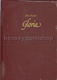 Gloria (Full Score) brass & organ