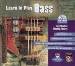 Learn To Play Bass CD-Rom (Windows/Mac)