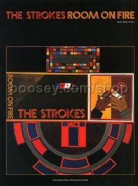 Strokes Room On Fire (Guitar Tablature)