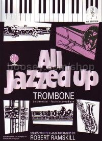 All Jazzed Up for Trombone or Euphonium (Treble Clef) (Book & CD)