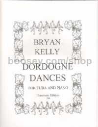 Dordogne Dances (bass/treble clef)