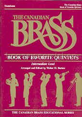 Canadian Brass Book Of Favourites Trombone