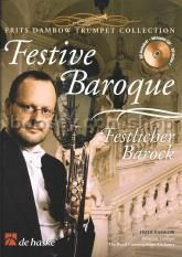 Festive Baroque - Trumpet (+ CD)