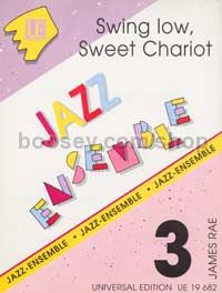 Swing Low Sweet Chariot (Mixed Ensemble)
