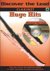 Discover The Lead- Huge Hits!! Clarinet/CD