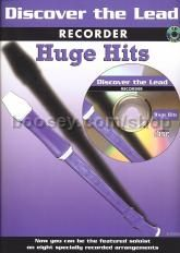 Discover The Lead- Huge Hits!! Recorder/CD