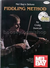 Deluxe Fiddling Method (Book & CD)