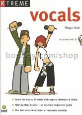 XTREME VOCALS (Book & CD)