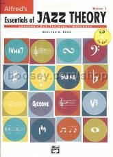 Essentials of Jazz Theory Book 1 (Book & CD)