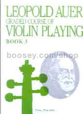 Graded Course Book 3 Violin O1446
