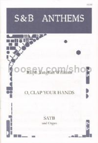 O Clap Your Hands (Psalm 47) SATB