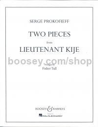2 Pieces Fr Lieutenant Kije