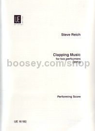 Clapping Music (Percussion)