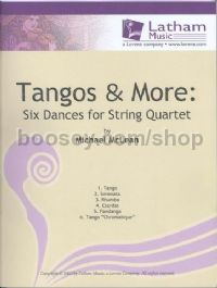Tangos and More STR 4TET