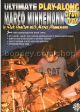 Ultimate Play-Along Drum Trax (Book & CD)