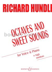 Octaves and Sweet Sounds - high voice & piano