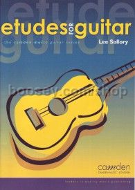 Etudes for Guitar