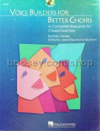 Voice Builders for Better Choirs (Book & CD)