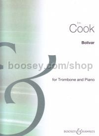 Bolivar for Trombone and Piano