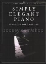 Simply Elegant Piano Introductory volsteinway