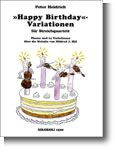 Happy Birthday Variations String Quartet