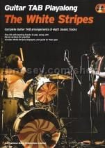 White Stripes (Guitar Tablature) Playalong (Book & CD)