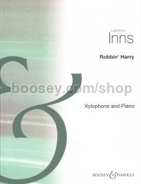 Robin Harry for xylophone & piano