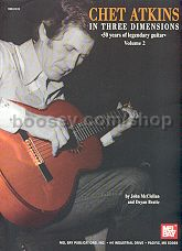 Chet Atkins in Three Dimensions (vol.2) guitar