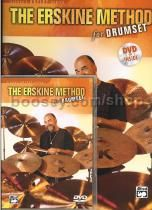Method For Drumset Book & DVD