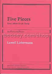 5 Pieces for Flute & Piano