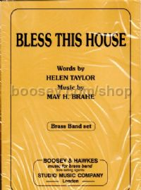Bless This House Cornet Solo & Brass Band