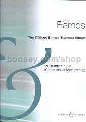 The Clifford Barnes Trumpet Album