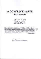Downland Suite String Orch Score