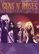 Guns N' Roses Greatest Hits (Guitar Tablature)