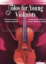 Solos for Young Violinists, Volume 5