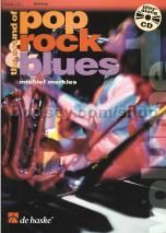 Sound of Pop Rock & Blues (Mallets) vol.1 Book & CD