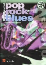 Sound of Pop Rock & Blues (Mallets) vol.2 Book & CD