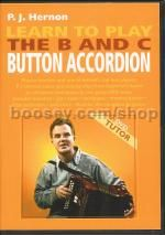 Learn To Play The B & C Button Accordion DVD