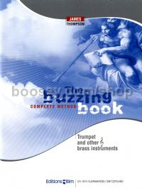 The Buzzing Book - Trumpet (Book & Download)