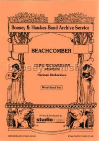 Beachcomber for Military Band (Set)