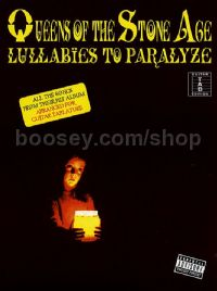 Lullabies to Paralyze (Guitar Tablature)