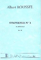 Symphony No. 3 in G minor, op. 42 (pocket score)