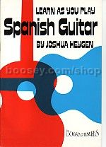 Learn As You Play Spanish Guitar