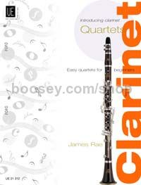Introducing Clarinet Quartets (Clarinet Quartet)