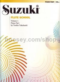 Suzuki Flute School Vol.2 Piano Accompaniment