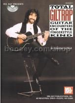 Total Giltrap: Guitar Encounters of the Fingerstyle Kind (Book & Online Audio)